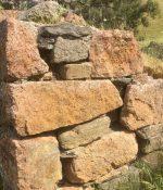 Two Storey Inn corner stones