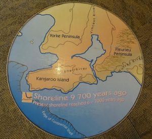 Map of ancient Fleurieu