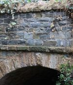 Early stone bridge at Second Valley